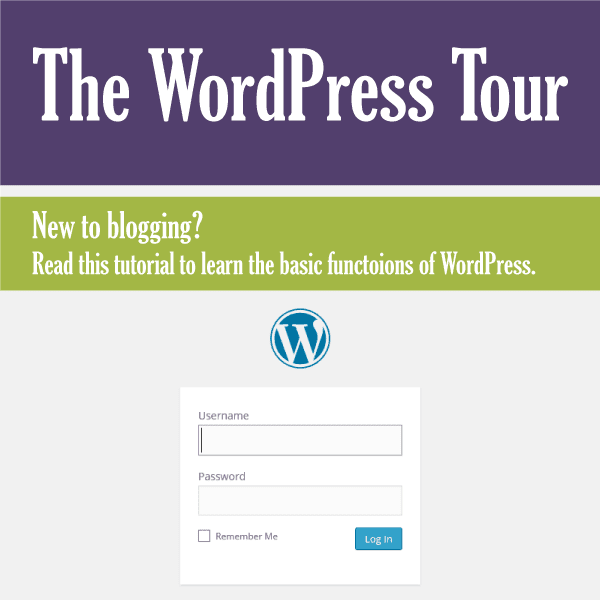 A Quick Introduction to WordPress