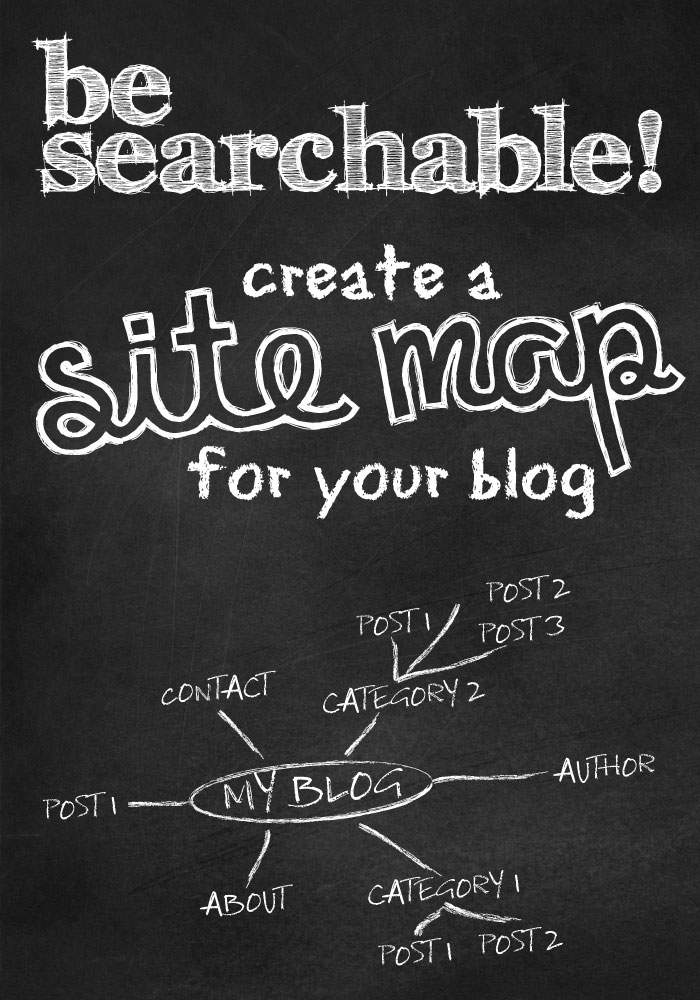 how to add a sitemap for your blog