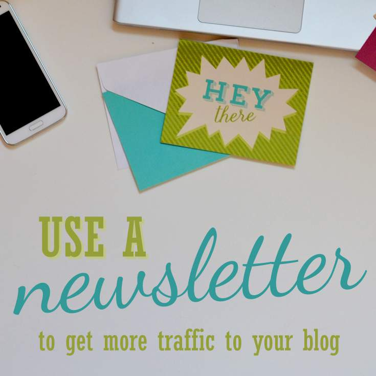 How to set up a blog newsletter