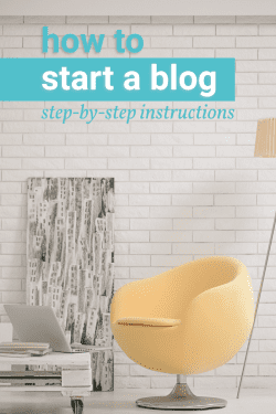 How to Start a Blog, the Right Way