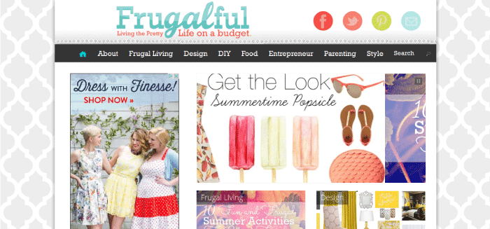 Frugalful Blog