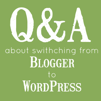 Why 3 bloggers moved their Blogs from Blogger to WordPress