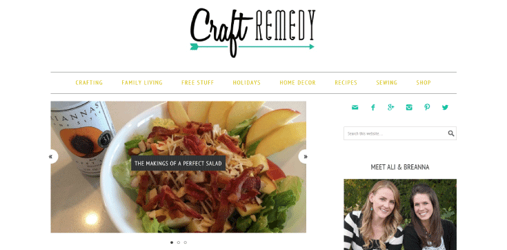 Craft Remedy Blog