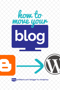 The Ultimate DIY Quick Guide to moving from Blogger to WordPress