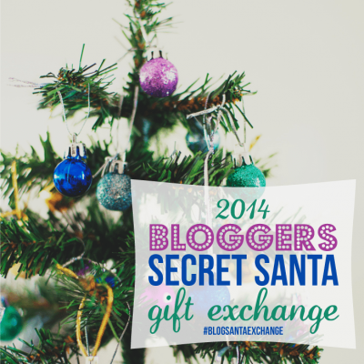 2014 Bloggers Secret Santa Gift Exchange