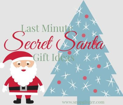 Last Minute Secret Santa gift ideas