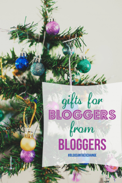 2014 Bloggers Secret Santa Gift Exchange Party RECAP