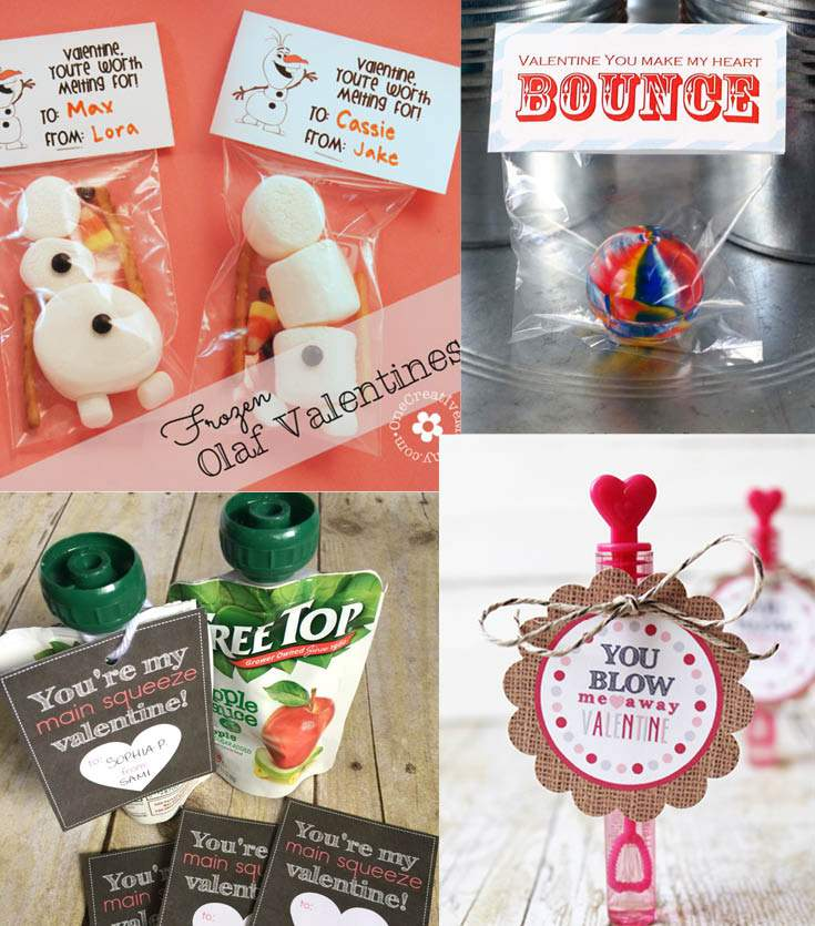 Toddler Valentines ideas