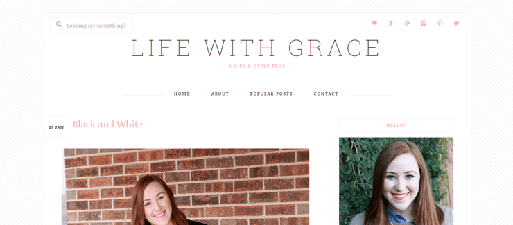 Life With Grace Blog