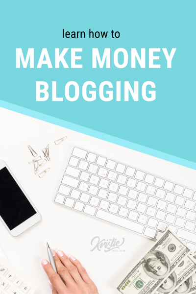 Cover Photo: Learn how to make money blogging