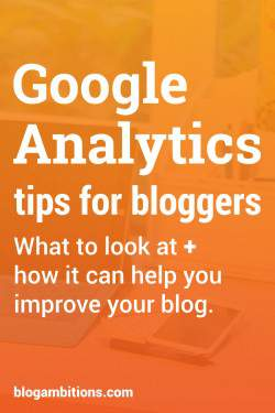 Watch these stats to improve your blog.