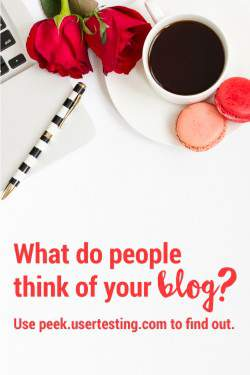 How to see what new visitors think of your blog.
