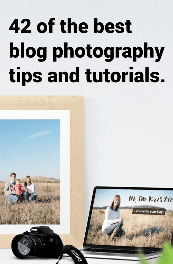 Start creating better blog graphics with these photography tips for bloggers.