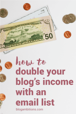 How to double your blog's income with an email autoresponder series