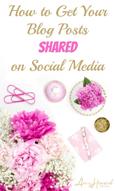 6 tips that will help you get more social media shares for your blog posts!