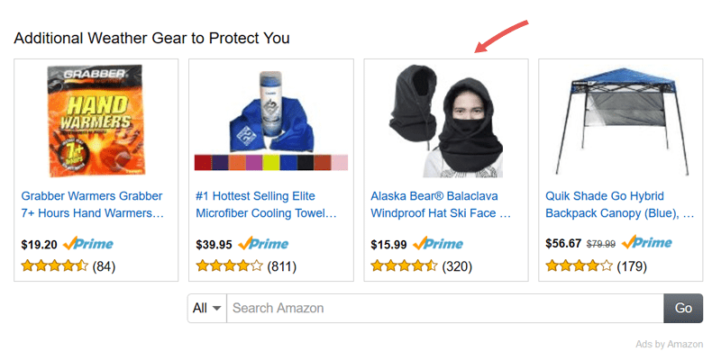 amazon-affiliate-widget-example
