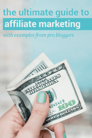 Interested in making money on your blog through affiliate marketing? Come read these 20+ tips on how to be successful with affiliate marketing on your blog. PLUS download an worksheet to help keep track of your affilaite programs.