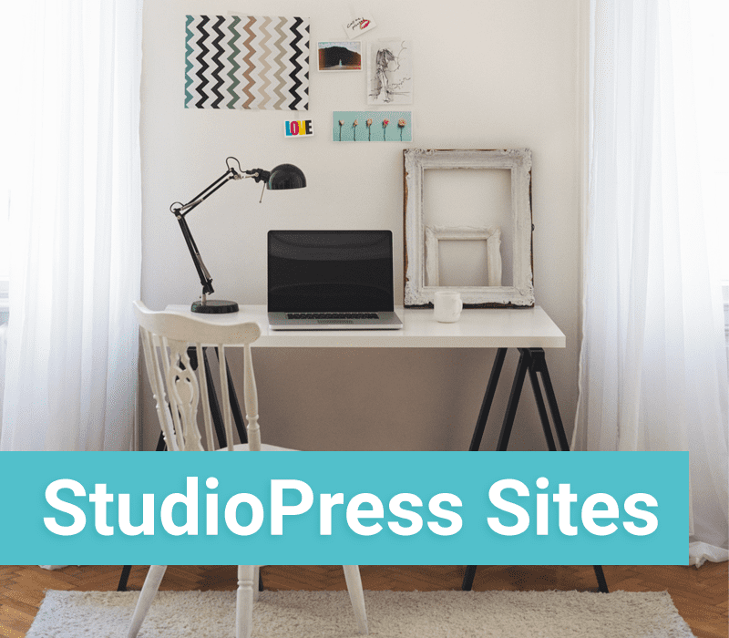 What is StudioPress Sites.