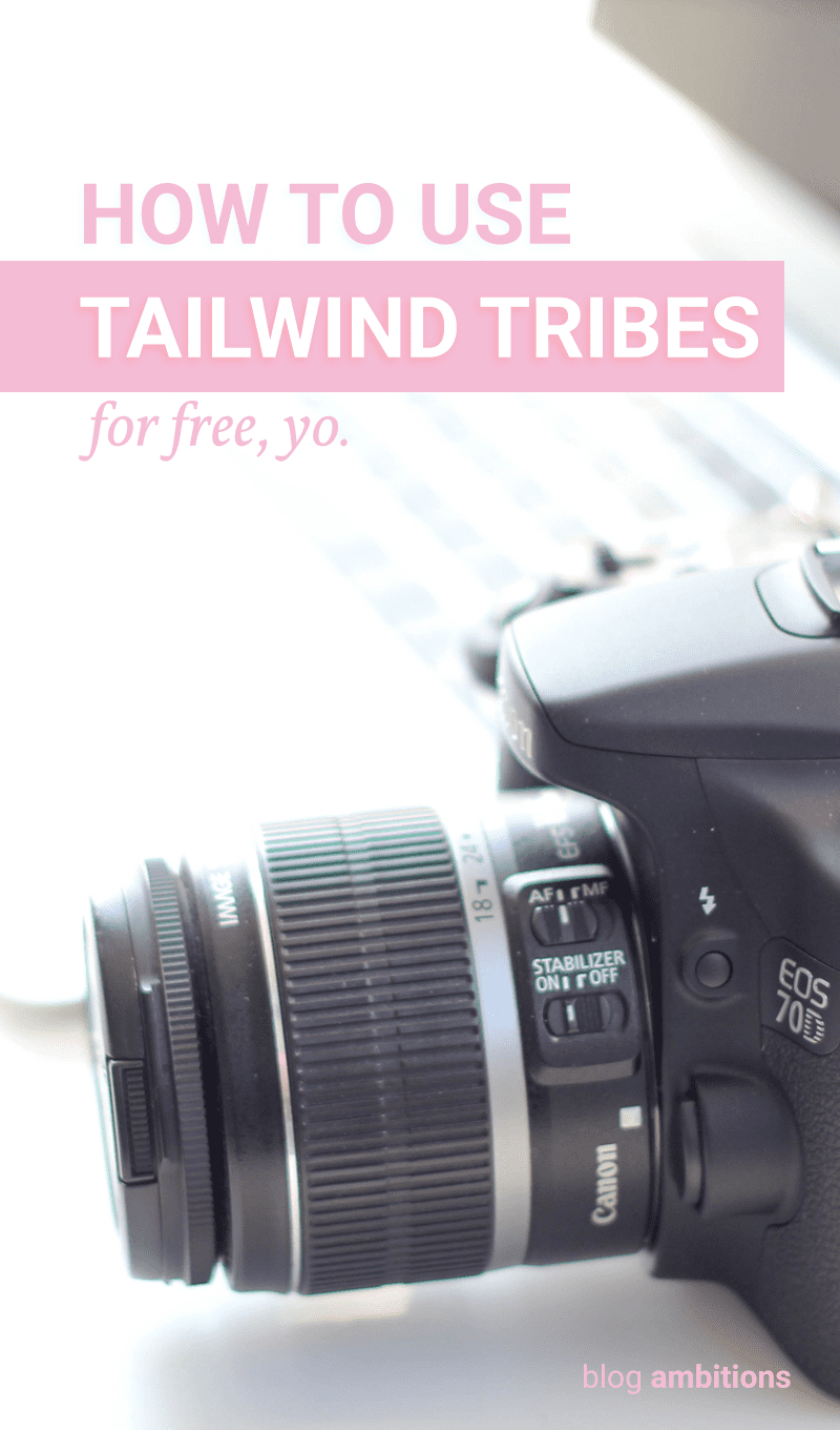 Tailwind tribes are a great way to get your pins in front of more people. Learn how to use them for free.