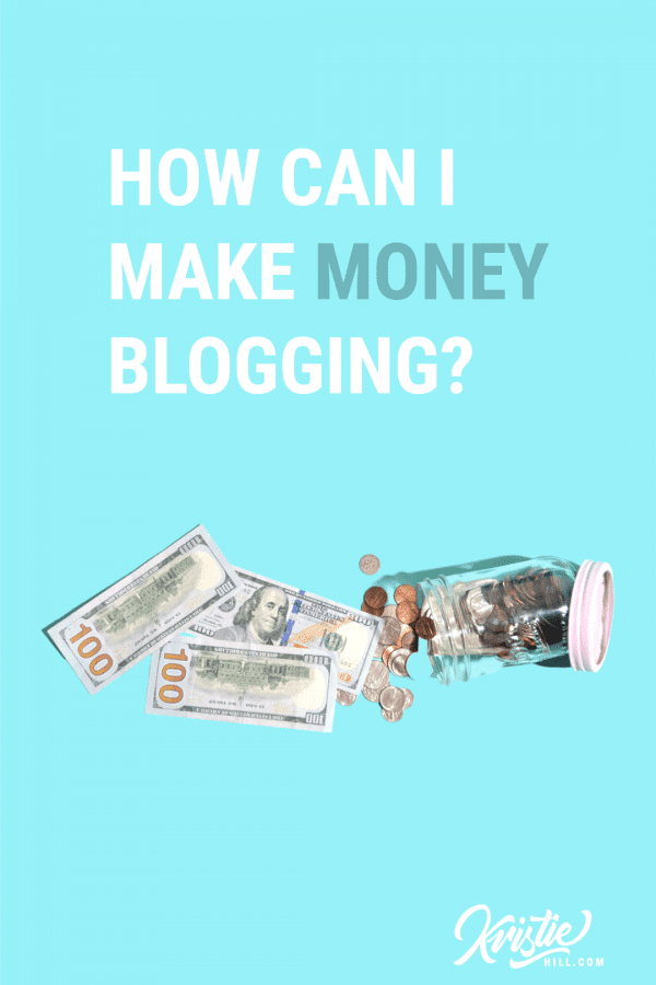 How can I Make Money Blogging?