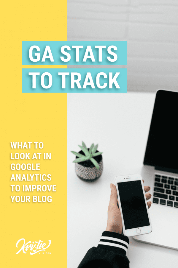 Google analytic tips for Bloggers.