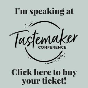 Kristie Hill = Speaker at Tastemaker Conference