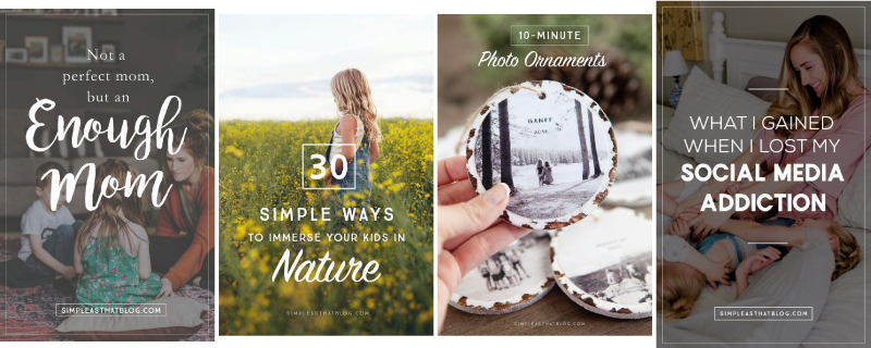 Pin picture examples: Simple as that blog